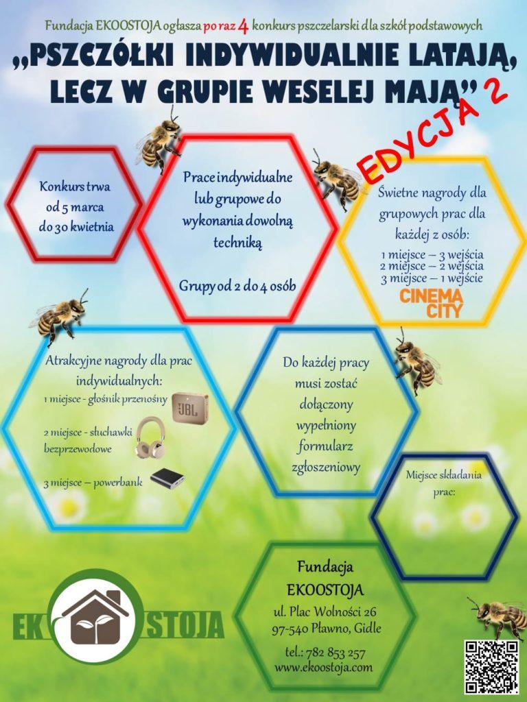 IV Konkurs pszczelarski