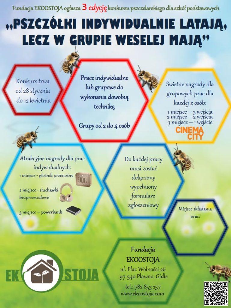 III Konkurs pszczelarski
